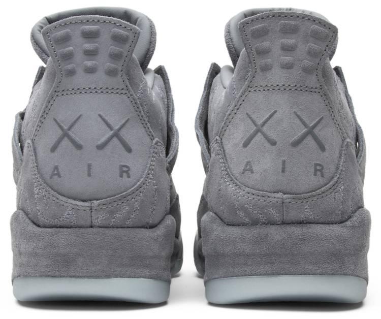 KAWS Footwear