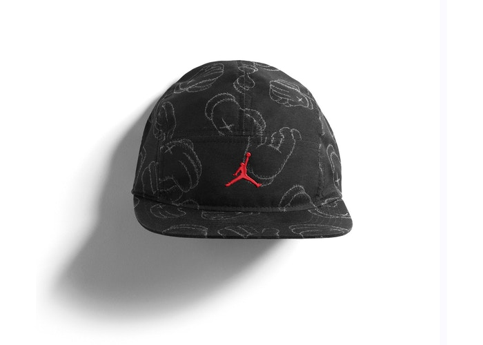 KAWS NIKE HAT