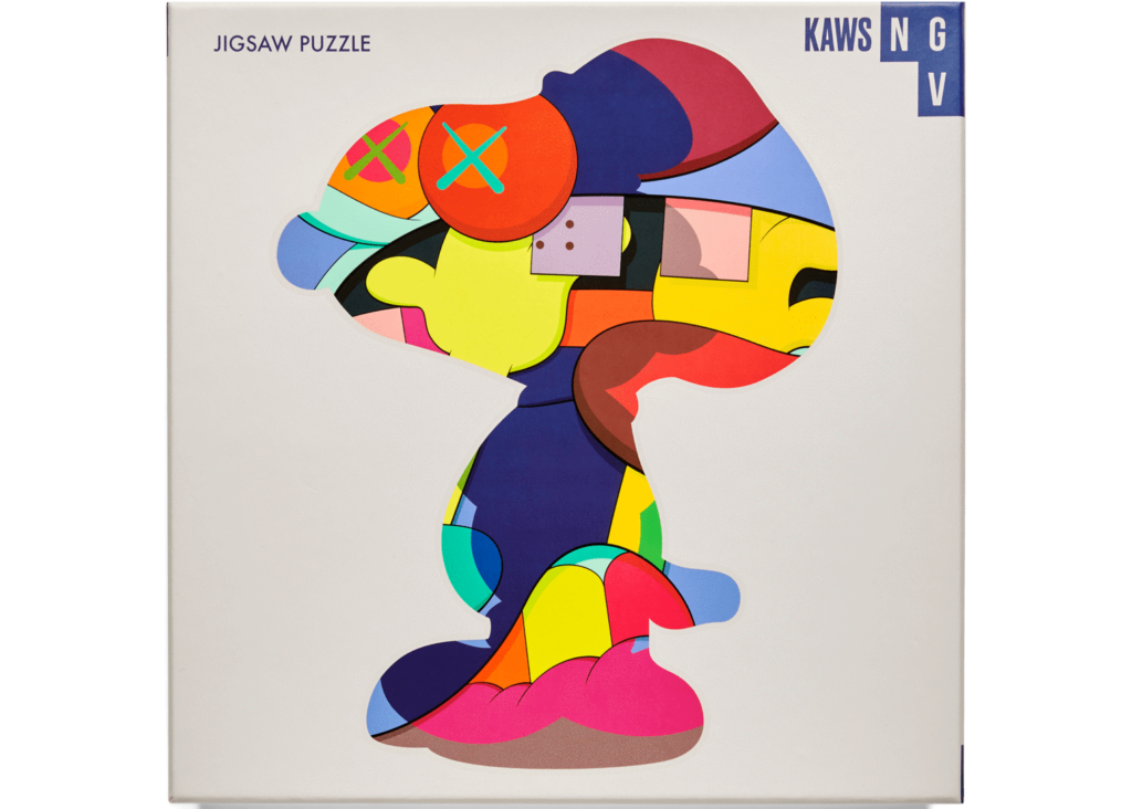 KAWS No One's Home puzzle
