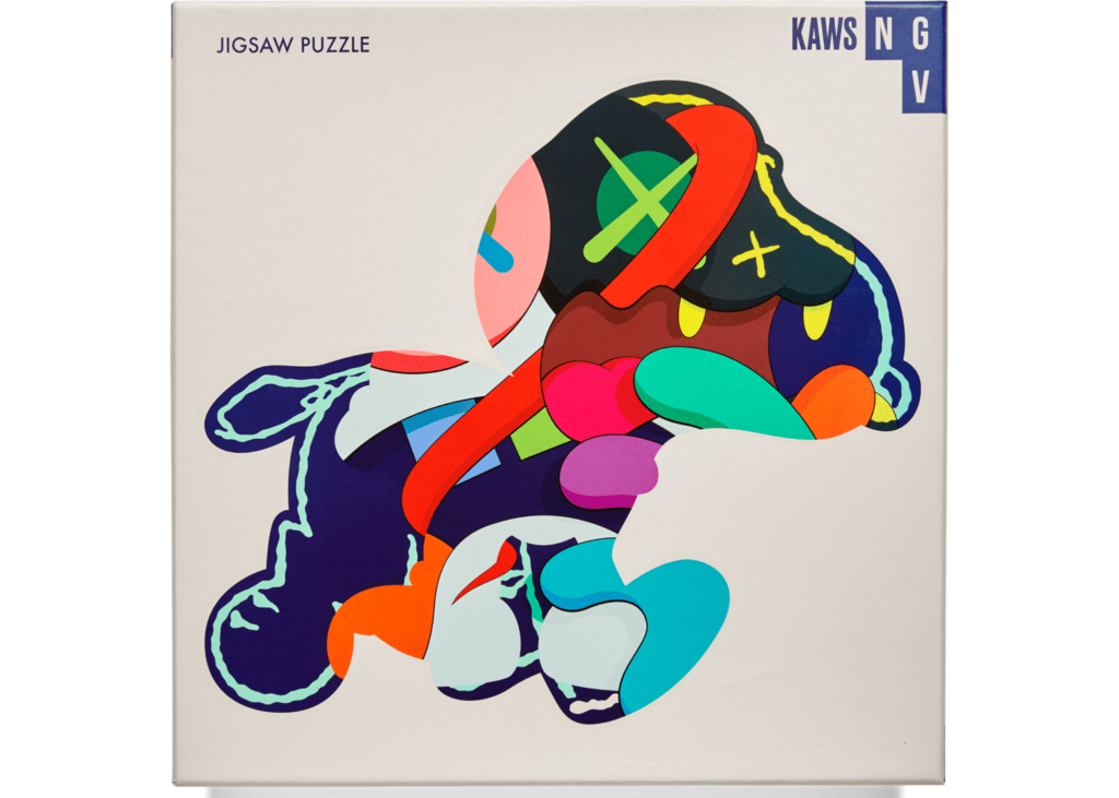 KAWS Stay Steady Puzzle