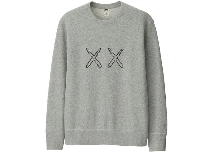 KAWS UNIQLO Sweater